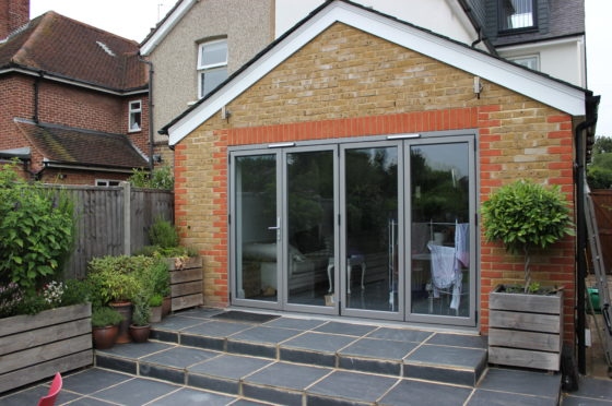 House extension builders essex