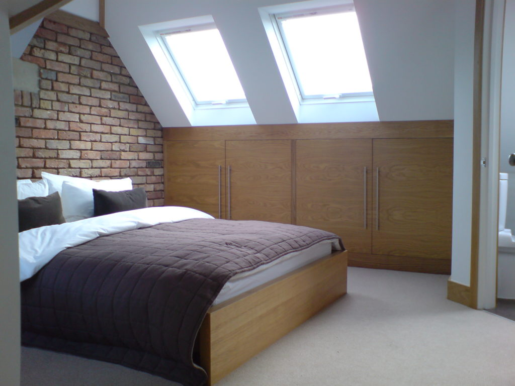 Bedroom Loft Conversion in Rayleigh