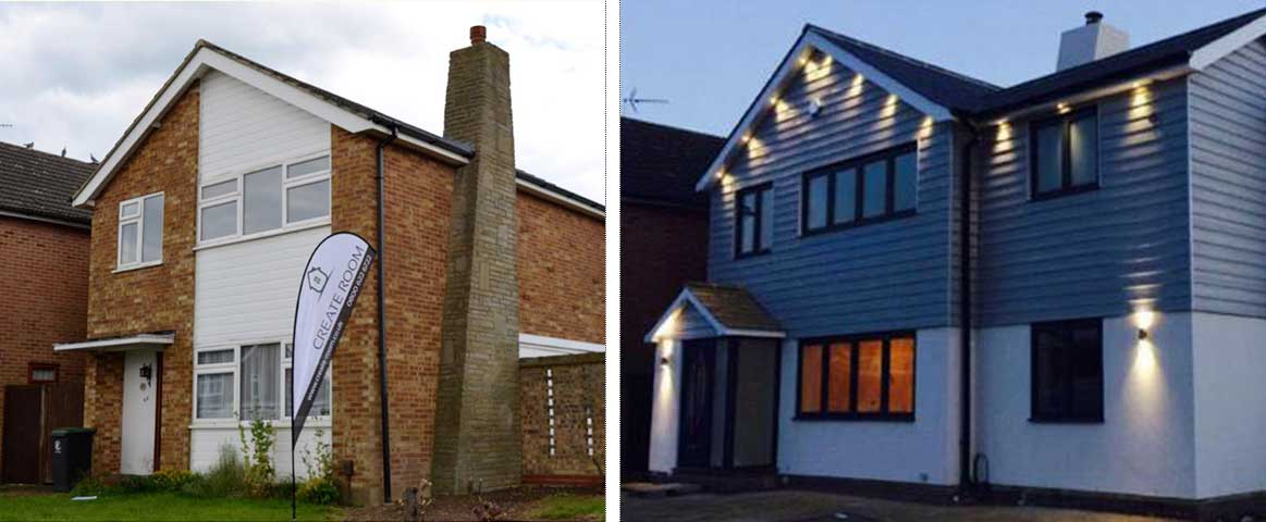Extension in Essex