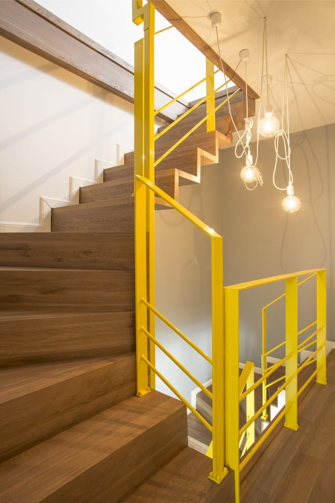 how to convert a loft stairs