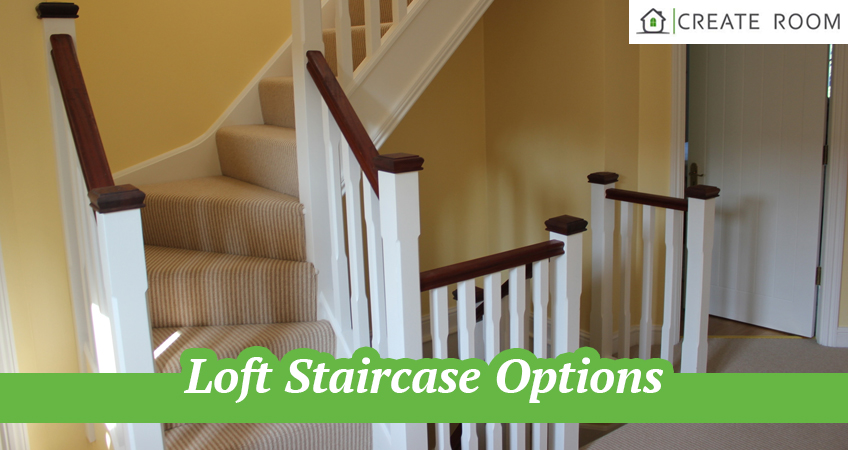 Loft-Staircase-Options