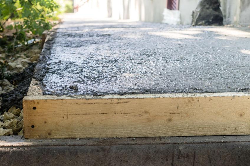 Concrete Slab Base