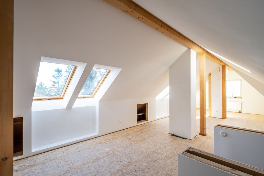 Can You Do a Loft Conversion In a New Build?