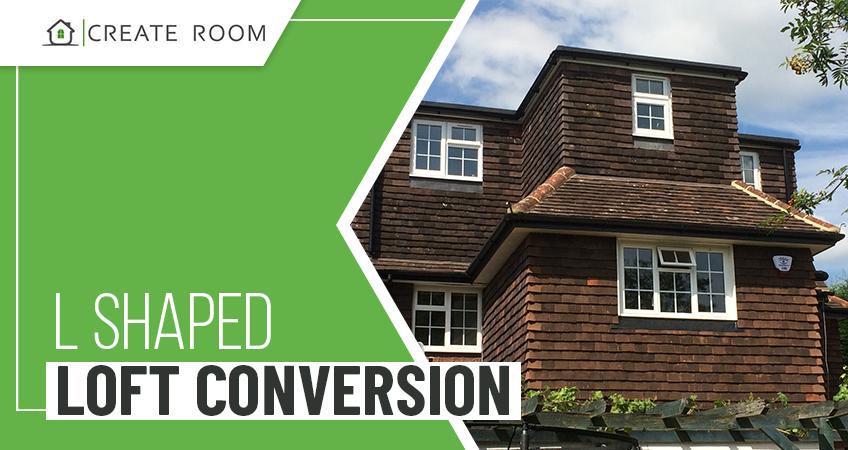 L shaped loft conversion